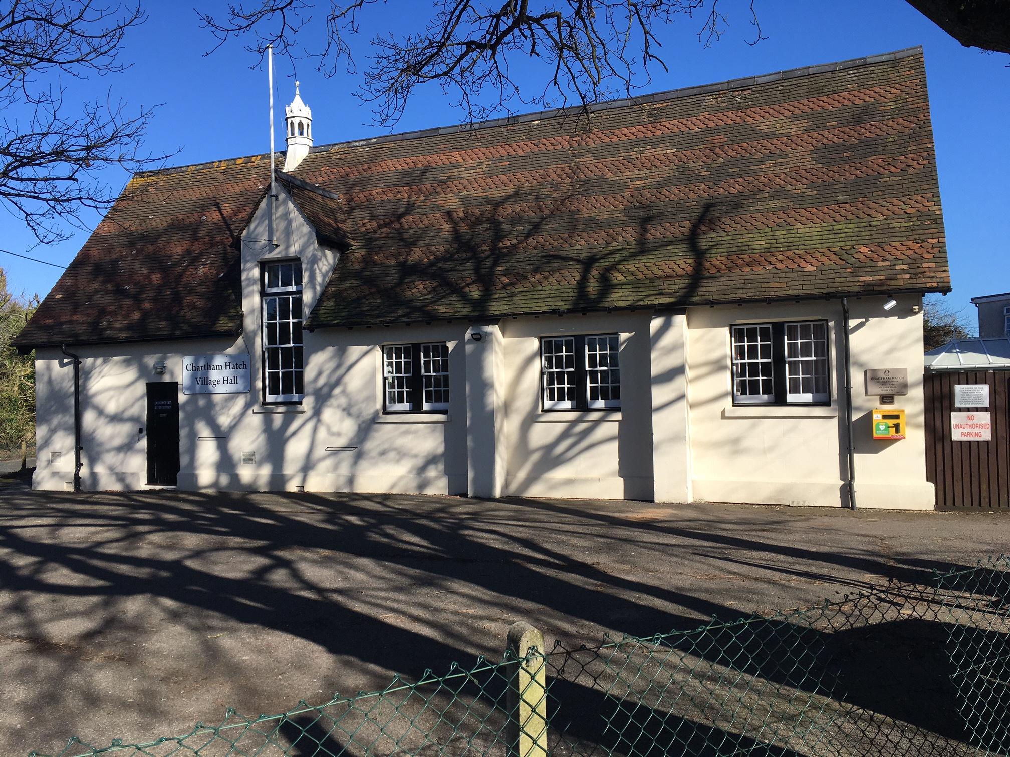 Chartham Hatch Village Hall.JPG