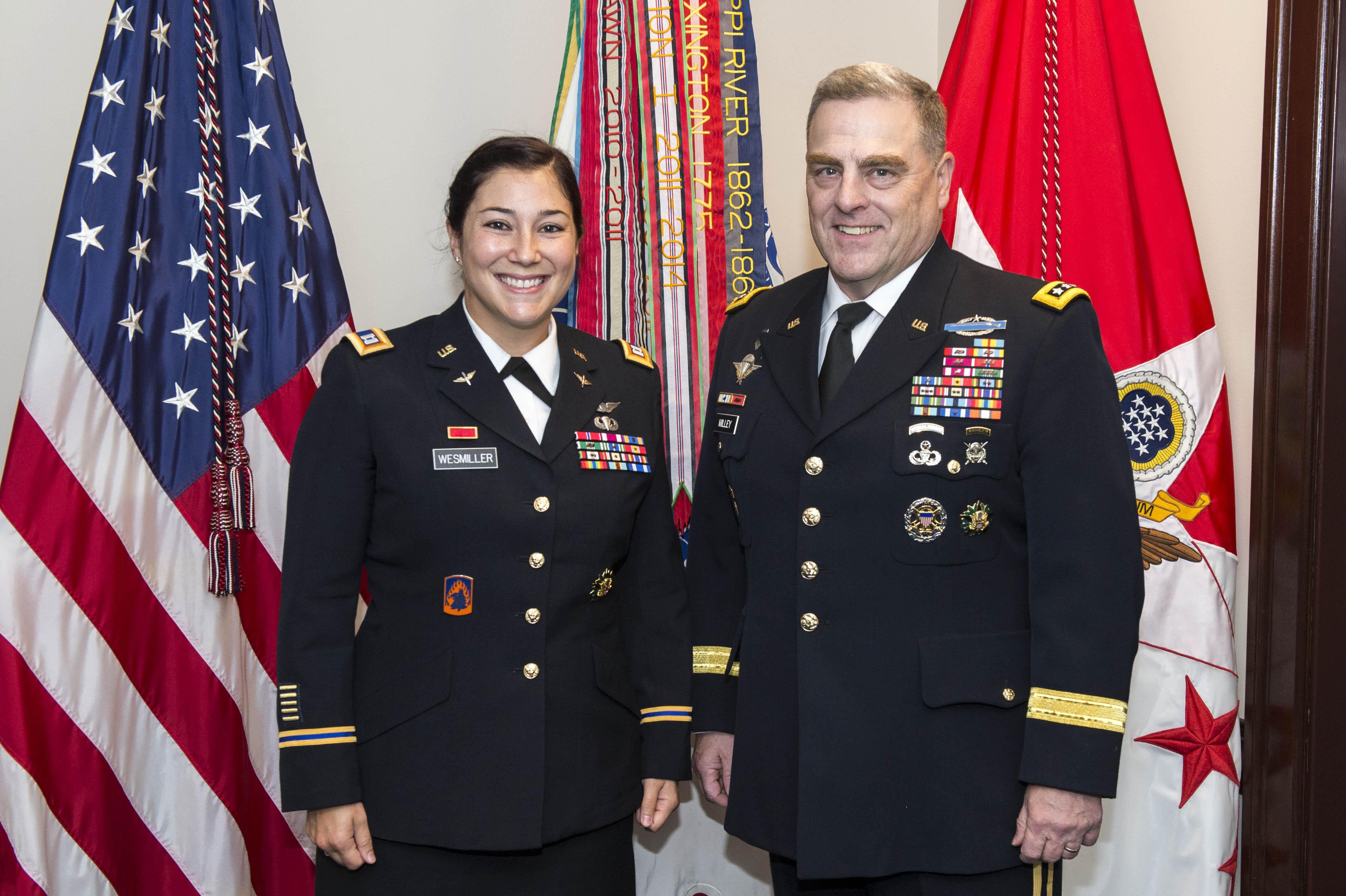 Azizi with Gen. Milley.JPG